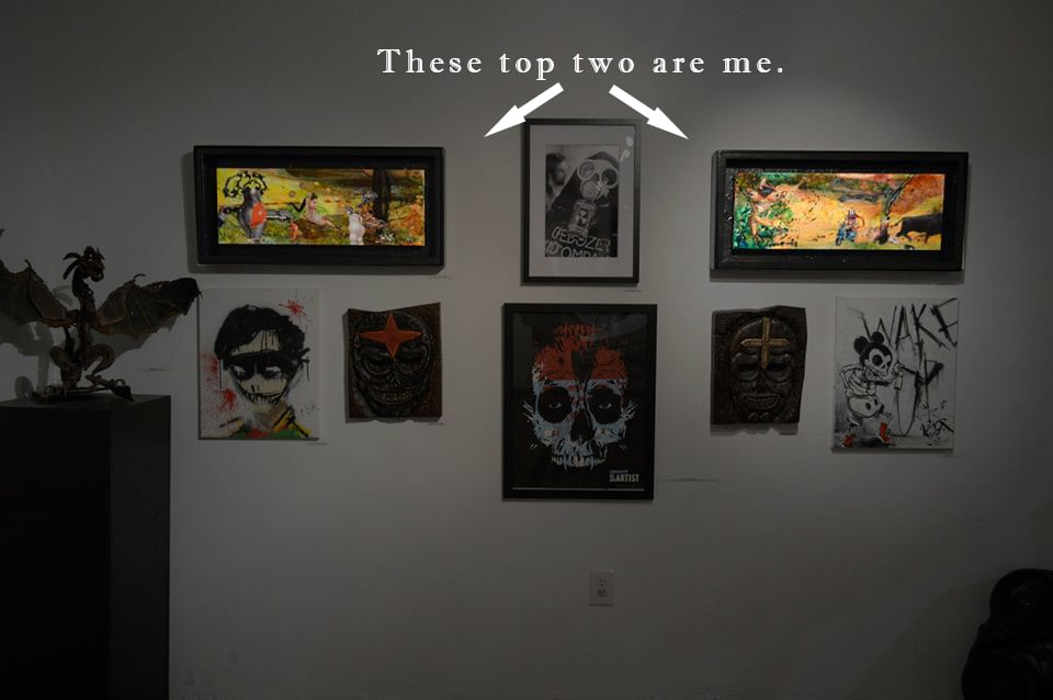 Gabba Gallery, 2013