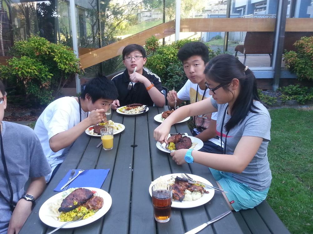 (from left: Edward Chen [slightly cut...]Brian Qi, Wenrui Ma, Yongwhan Shin, Liujia Chen)