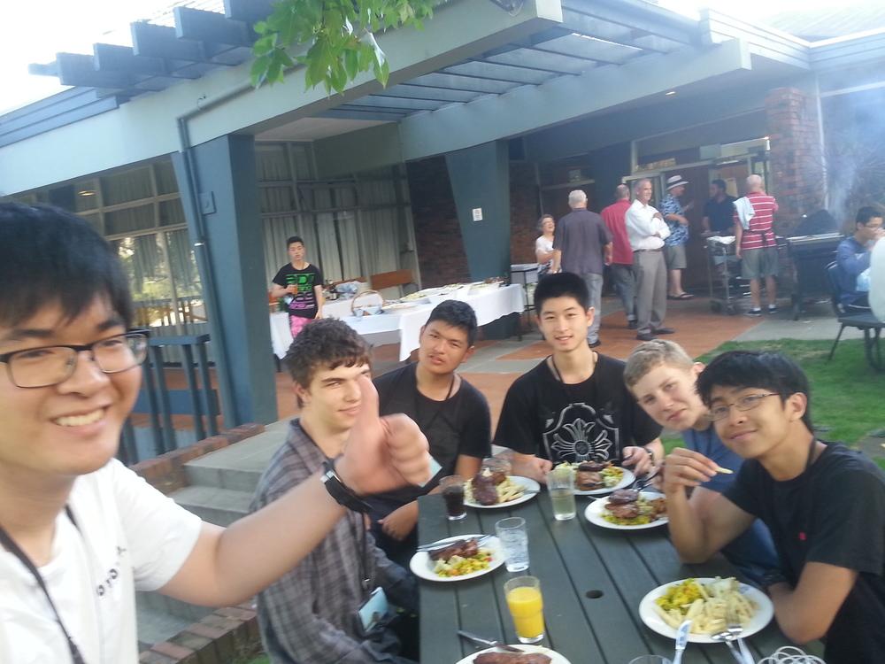 (from left: Xuzhi Zhang, Johnny Mottershead, Weber Wang, Kevin Lin, Keiran Lewellen, Prince Michael Balanay)