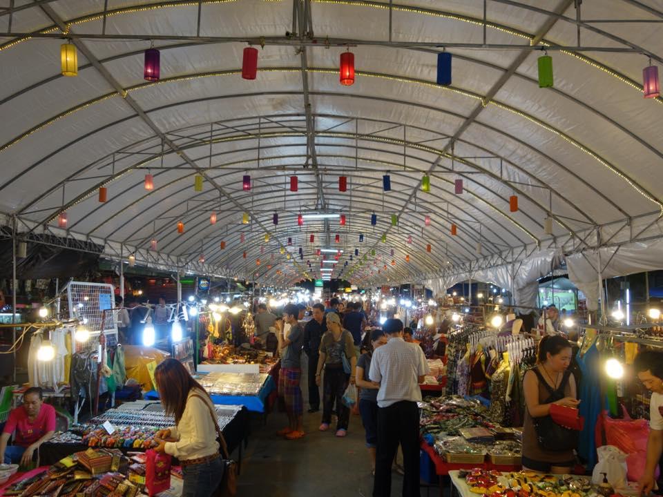 Thai night market!