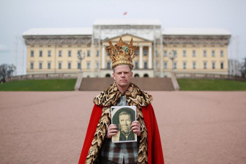 Are Kalvø (Foto: Geir Henning Hopland)