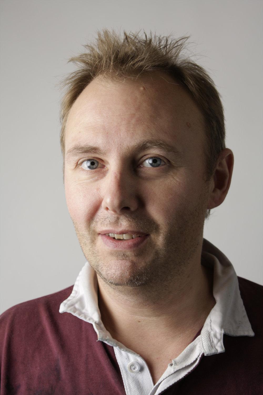 Kristian Finborud. Foto: Per Finne