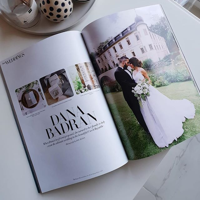 I remember when @josevilla was chosen as on of the best Wedding Photographers in the World by @harpersbazaarus. His work is such a huge inspiration to me and now one of my wedding has been featured in Harper's Bazaar Bride! Thank you @thepurplechair for always believing in my work! To Dana and Mo thank you for choosing me to capture this magical wedding. @sunny16lab #harpersbazaar #harpersbazaararabia #harpersbazaarbride #dreamwedding #destinationwedding #dubaiweddings #sunny16lab