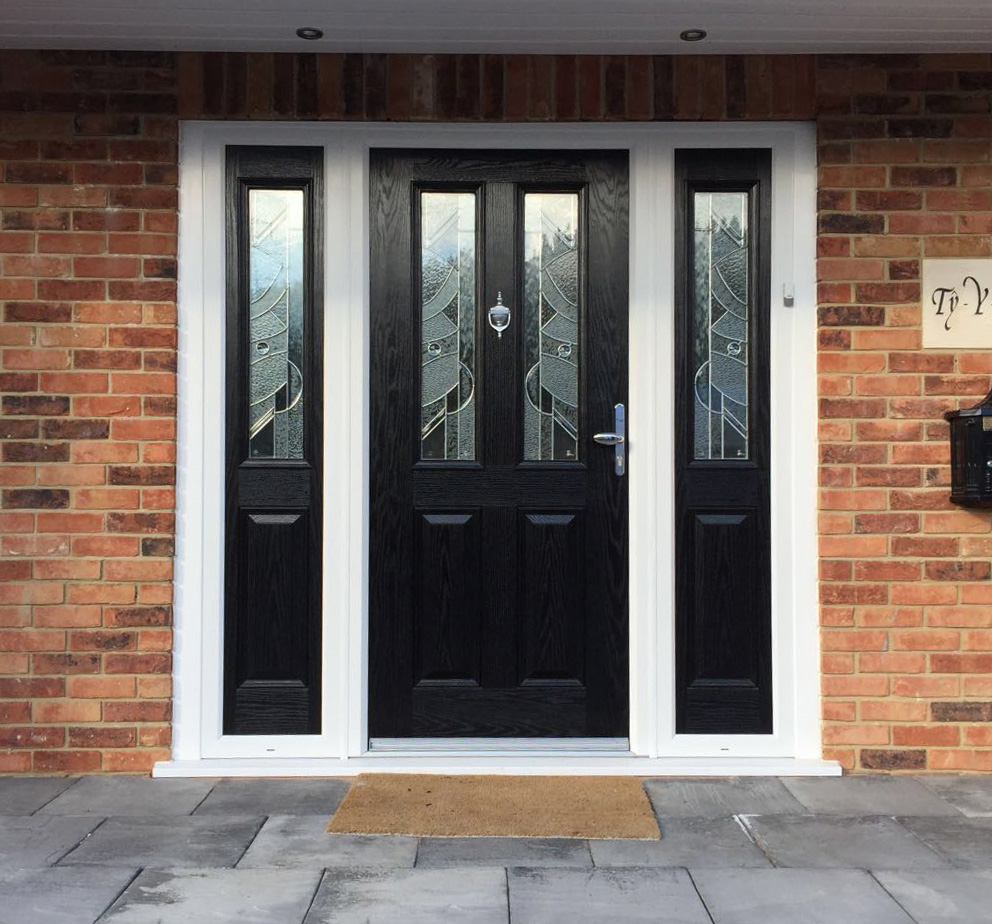 Extensive Composite Door Range...