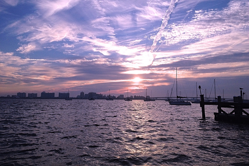 Sarasota Bay by the Sarasota Sailing Squadron