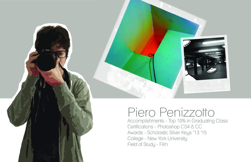 Piero Penizzotto, Senior 2016