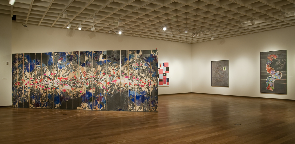 See you Now,  2015 Installation view at the Orlando Museum of Art