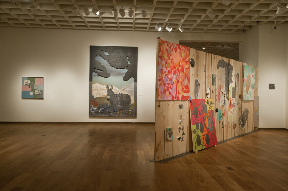 See You Now,  2014 Installation view at the Orlando Museum of Art