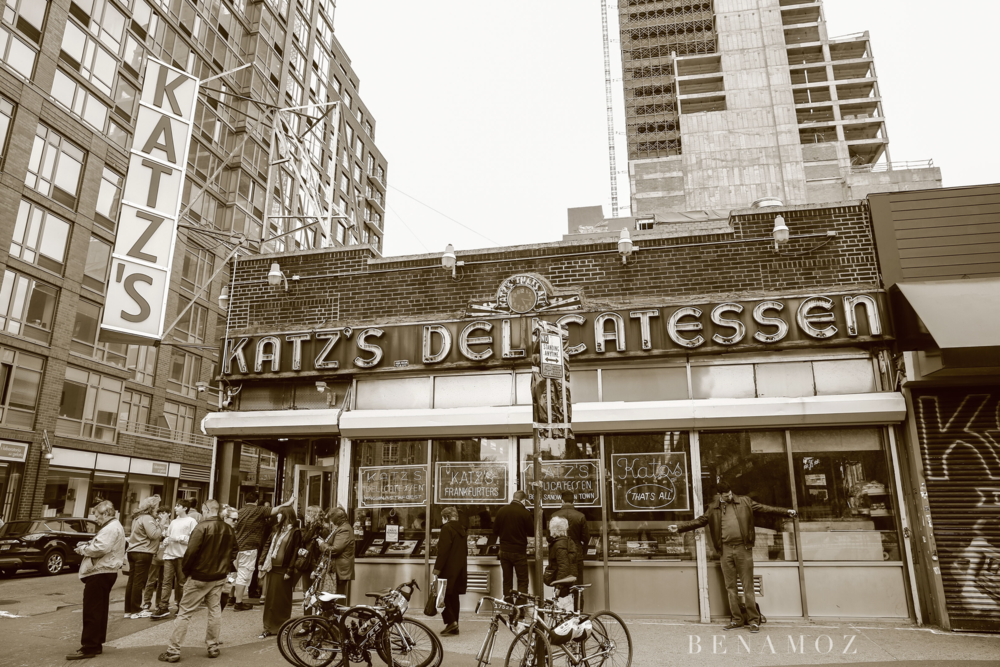 Katz Deli - a favorite lunch stop!