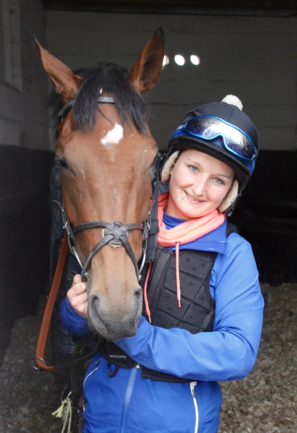 Barbara Steinova - Stable Staff   Barbara is from Czech and worked for David Lanigan for two years before joining the team here at Windsor House Stables. She adores all her horses and turns them out to a high standard.