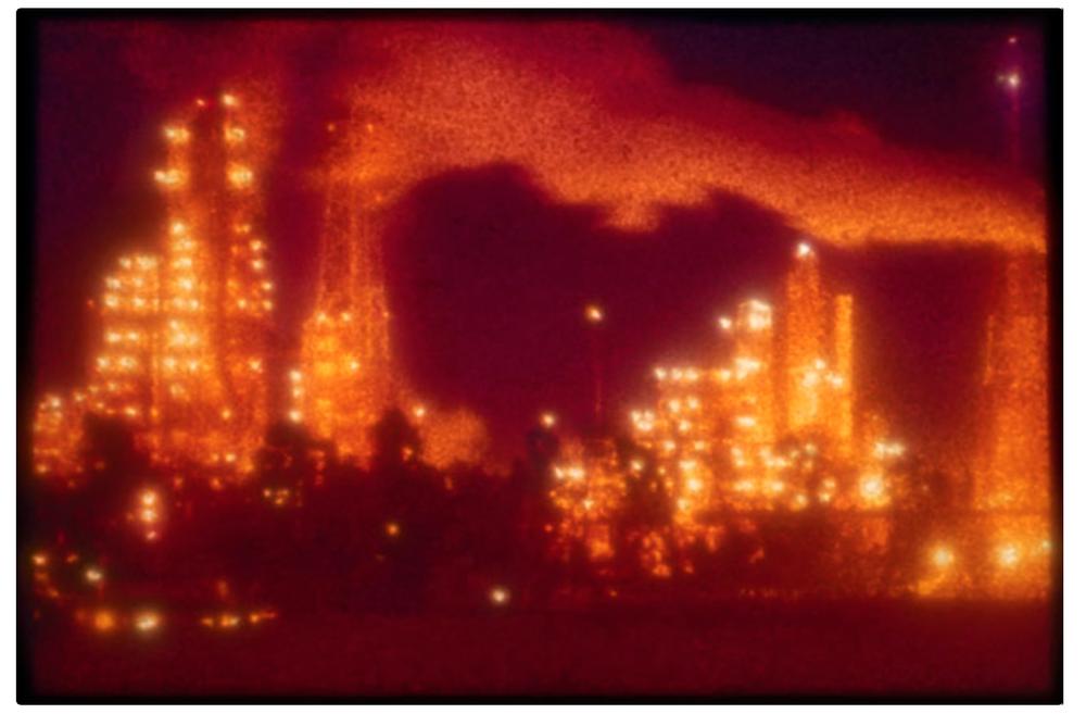 """AnnieLaurie Erickson, 29°59'23.45""""N, 90°25'19.35""""W (Norco), 2013"""