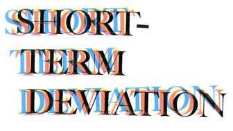 Short-Term Deviation - September 23 - October 22, 2010