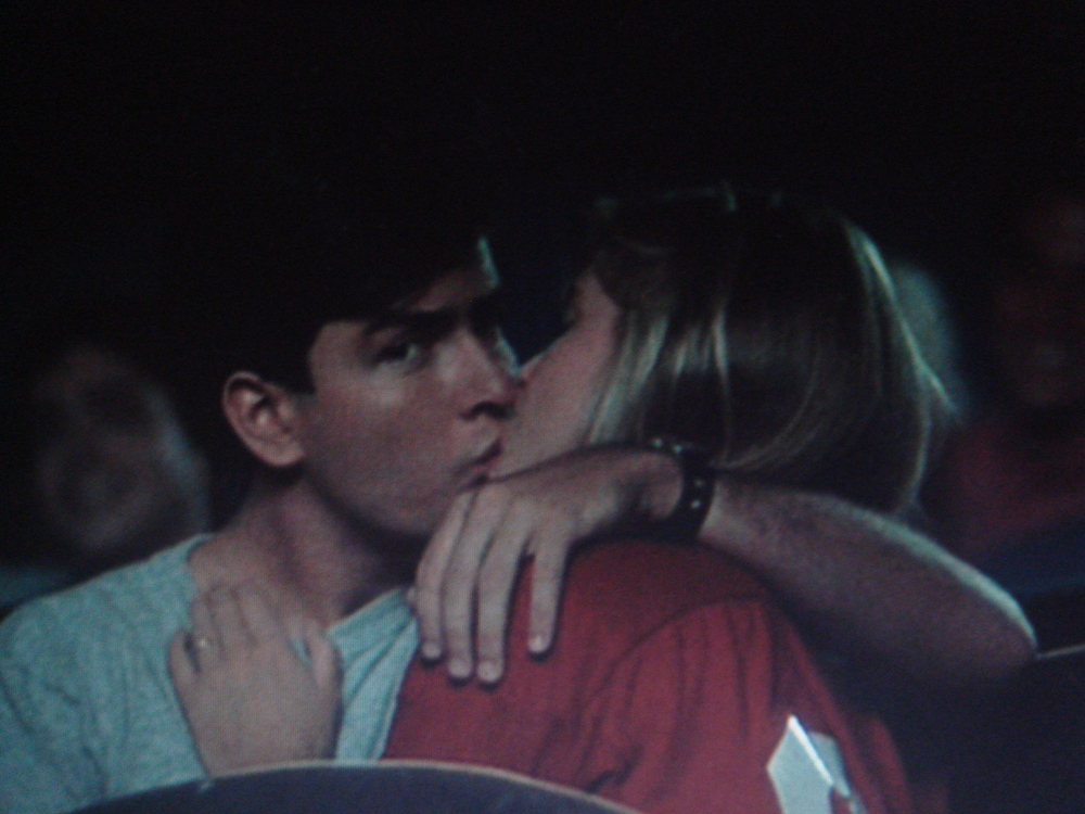 Still from Lucas (David Seltzer, 1986)