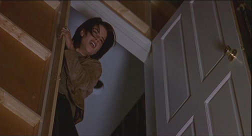 Still from Wes Craven's Scream 3