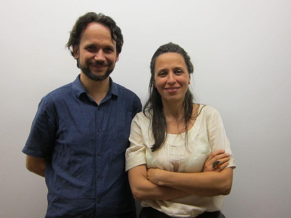 Kristyna and Marek Milde