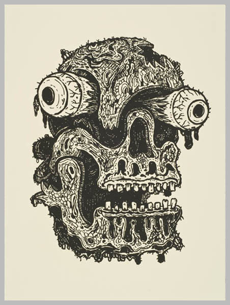 Googly Eyed Zombie, 2007