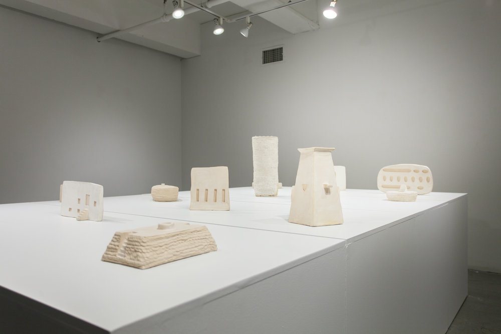 Gerard McCarthy: The White Show September 14 - October 1