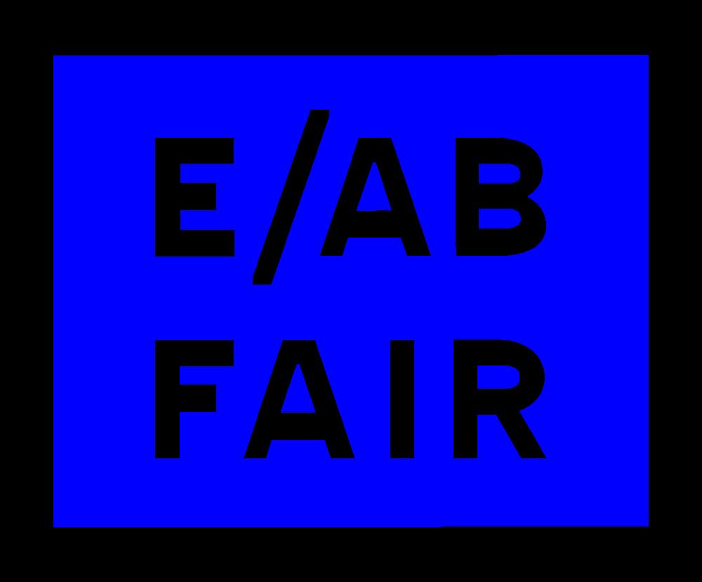 E/AB FAIR  26 - 29 October