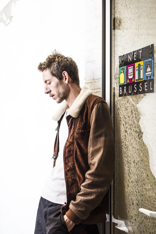 Frederik Willem Daem - Verzin magazine 2015