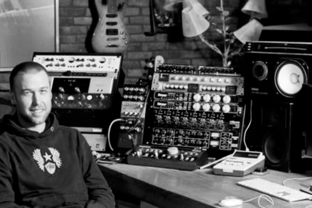 Music Producer: Daniel Gibson