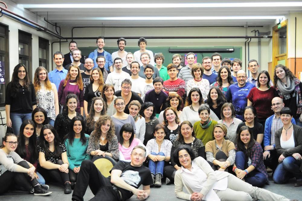 Coro de la Universidad Carlos III de Madrid, with Nuria S. Fernández Herranz