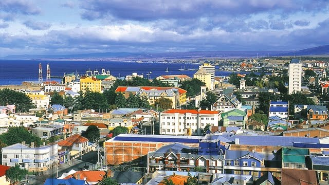 City of Punta Arenas, Chile