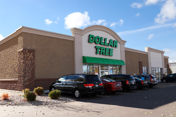 Retail Construction for Dollar Tree