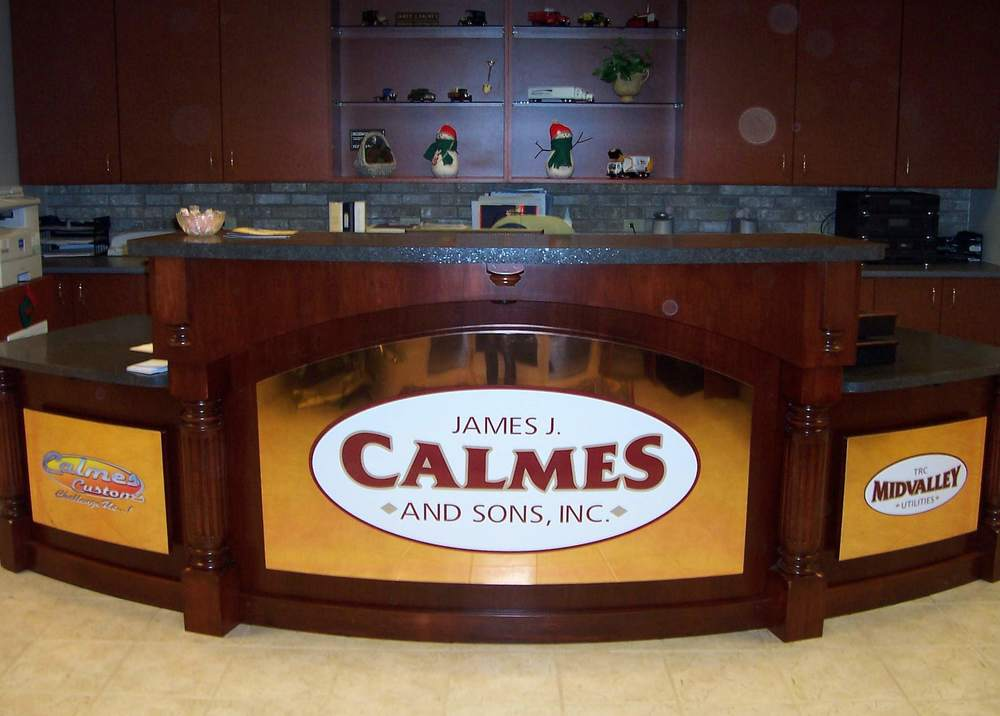 James J. Calmes and Sons, Inc.
