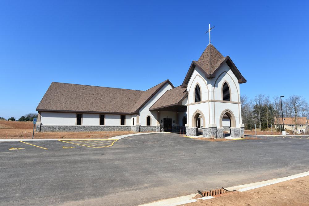 Bethlehem Lutheran Church Exterior