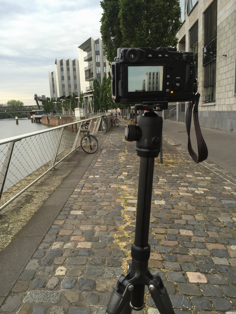 2016 | Behind the Scene, Frankfurt a/M