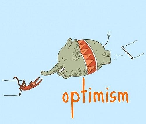 optimism leads to success essay