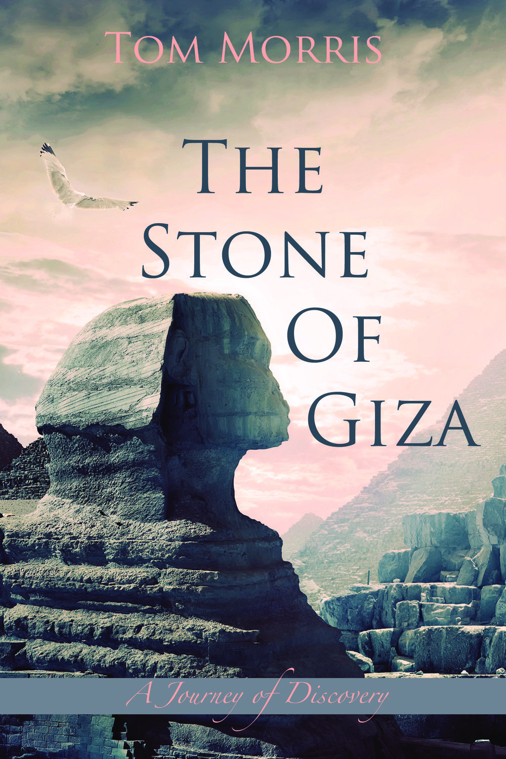 Volume 2 is The Stone of Giza. Click the covers to grab these books! And the newest, Volume 3, is below: The Viper and the Storm.