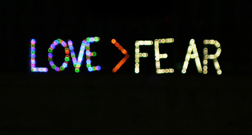 Robin Schumacher on The Consequences of Losing Both Fear and Love in America