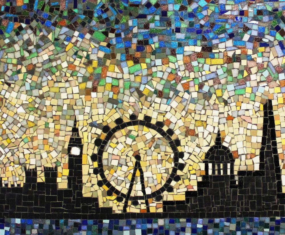 the living mosaic tom morris