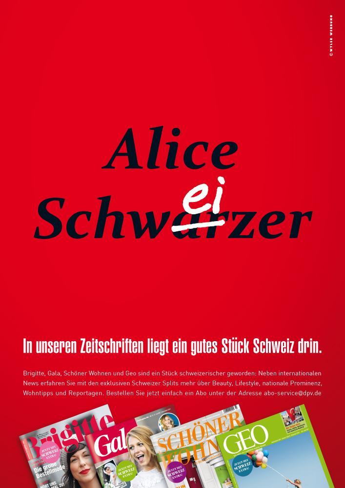 Gruner Und Jahr Zeitschriften wyler werbung