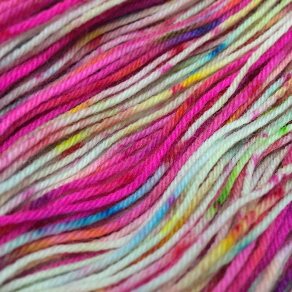 Pink Ribbon Candy