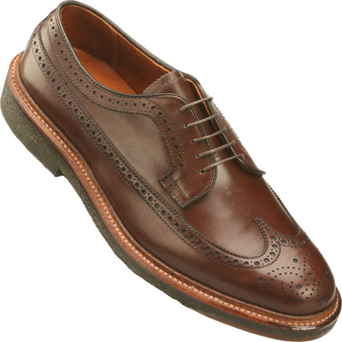 97720 - Alden Long Wing All Weather Walker - Dark Brown Smooth — Color 8 1a4e66f1ead