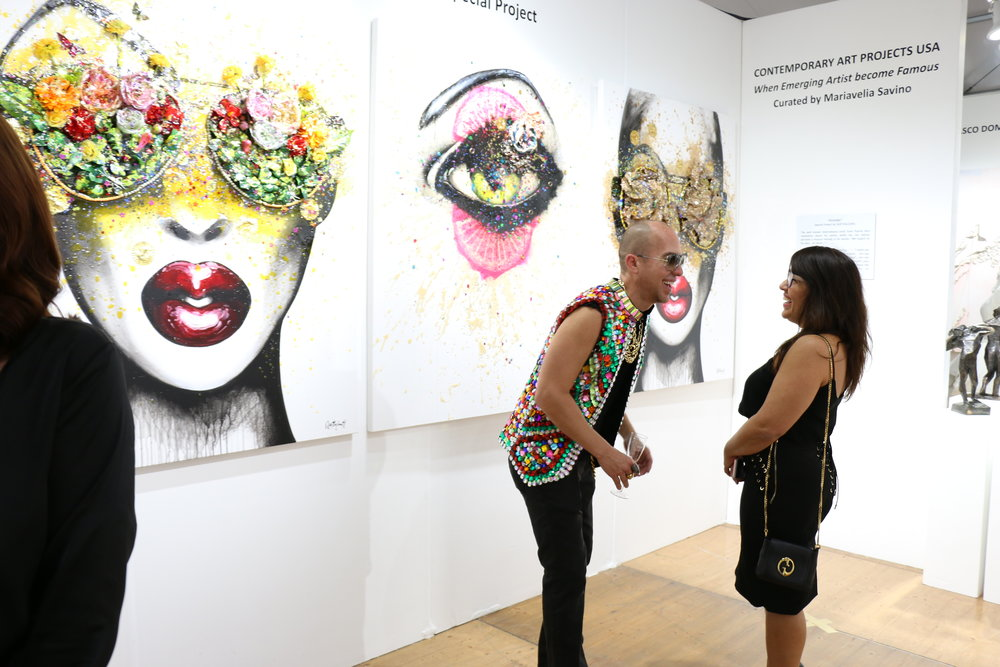 Artist Quetzalcoatal with Contemporary Art Projects USA.jpg