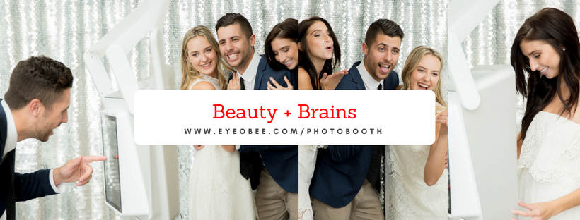eyeobee Photobooth washington dc maryland virginia beauty brains