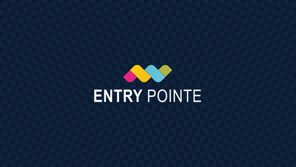 Entry Pointe Entry Pointe is a class that will introduce you to the ministry of Crosspointe Church and help you find your place on the Crosspointe Team.  Learn more about our identity, our beliefs, and how we operate.  Entry Pointe meets the first Sunday of each month at 9:30 or 11:00 AM in Room 122.