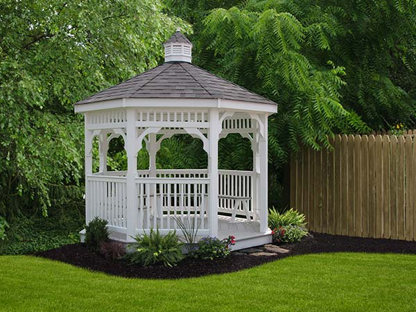 Liberty storage solutions - Build rectangular gazebo guide models ...