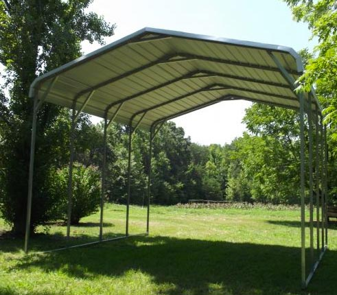 Bent Bow Trailer or RV Cover