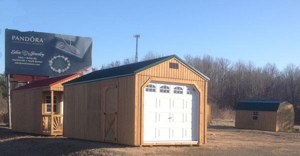 Garage at Reidsville