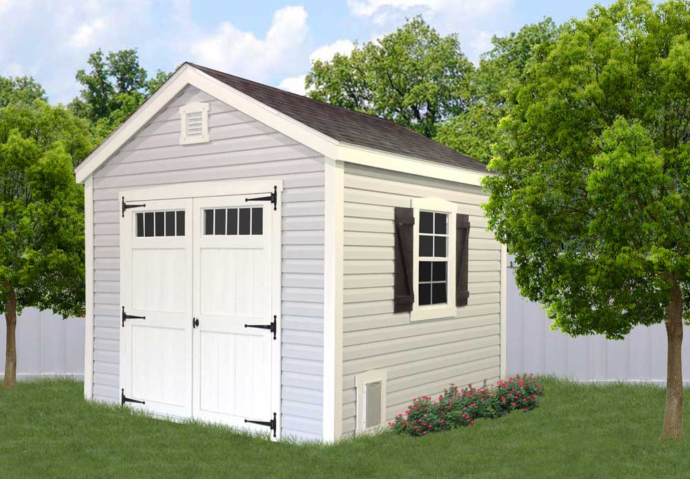 Southern Classic Sheds Liberty Storage Solutions
