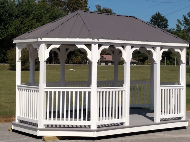 10x16 Vinyl Value Series Gazebo
