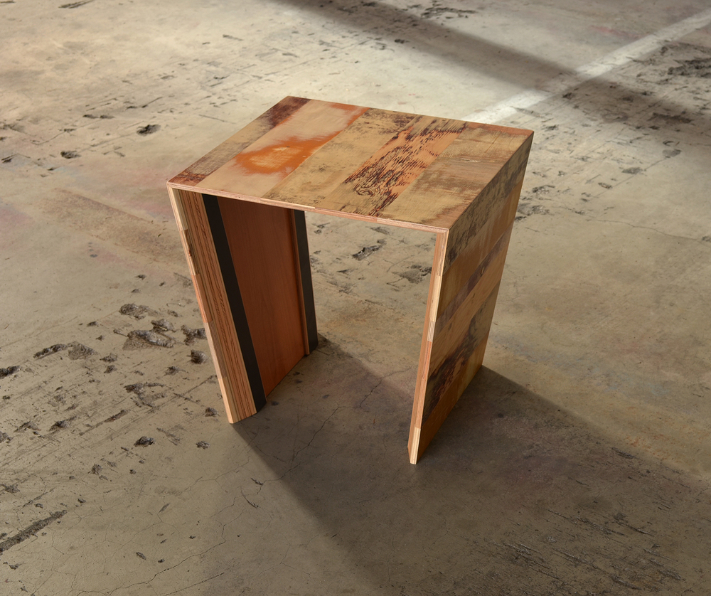 Strathman end table