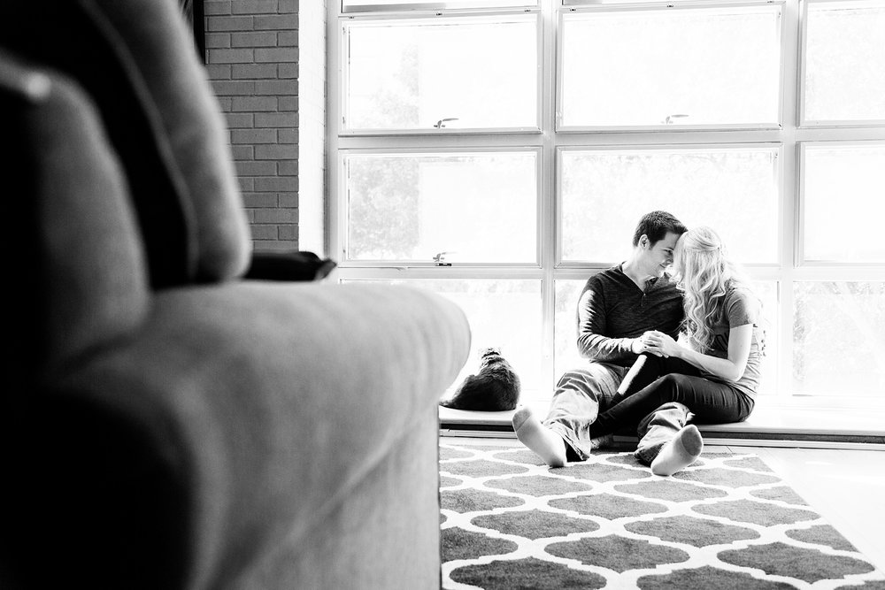 Rachael Bowman Photography-Kristin and Ron-Raleigh-lifestyle-in home session-North Carolina-Couples-Engagement-Photographer-Photos-_0017.jpg