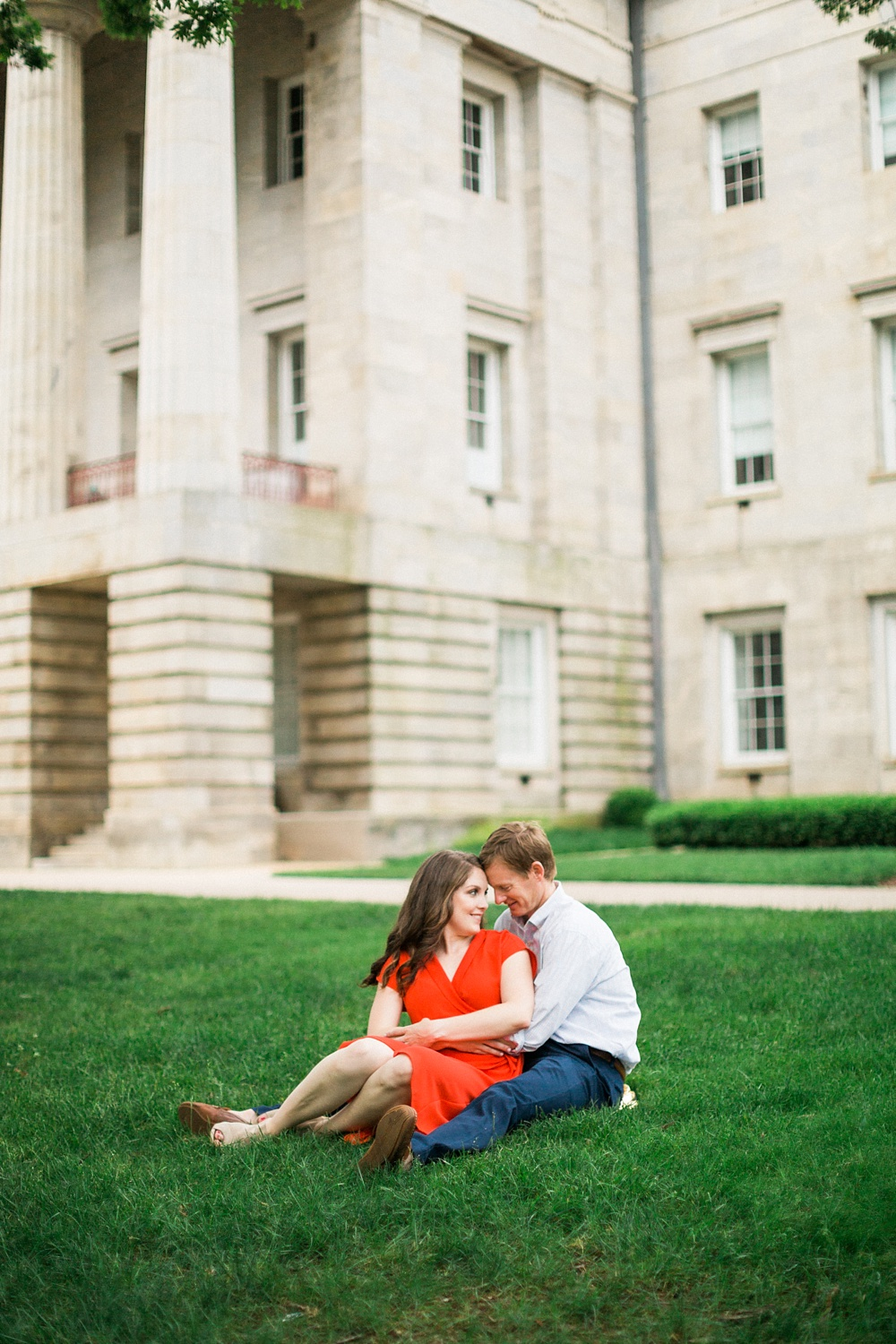 raleigh nc capital building engagement session