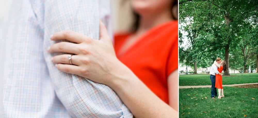 capitol building lawn engagement