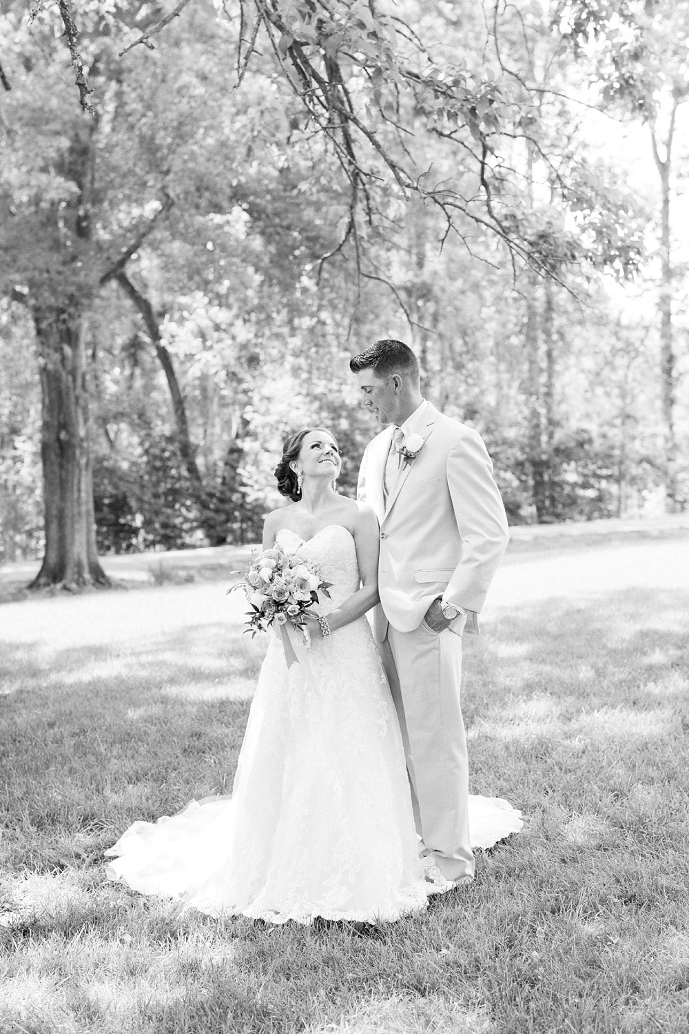 chatmoss country club wedding martinsville, va